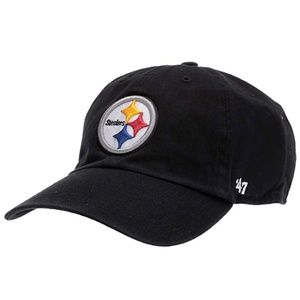 NFL Pittsburgh Steelers Clean Up Adjustable Hat